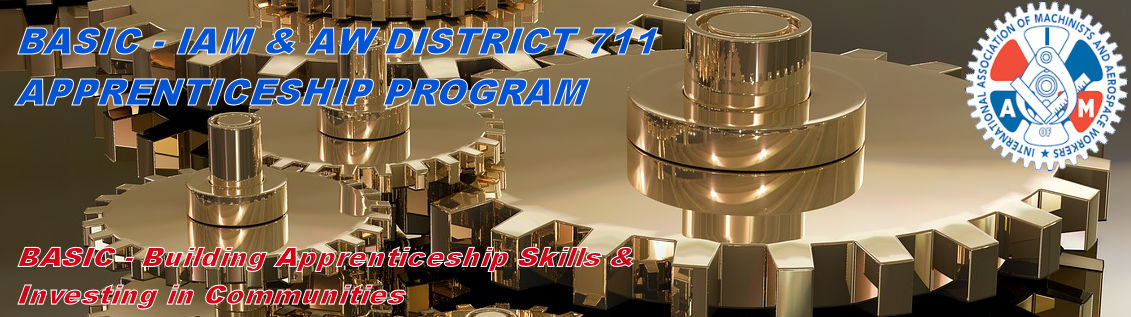BASIC Machinists Apprenticeship